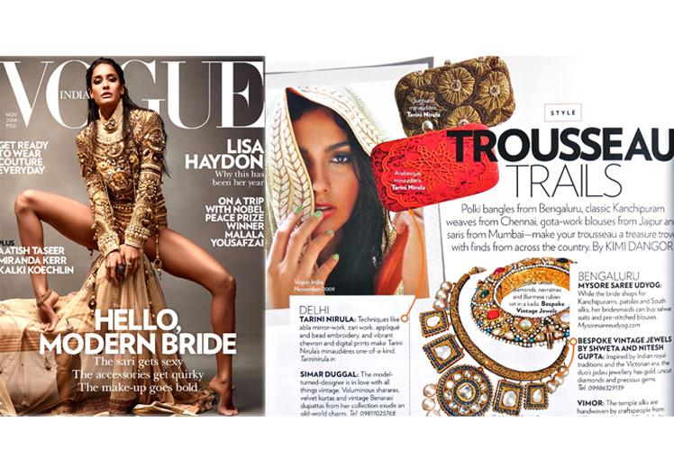 Vogue India, Nov- 2014