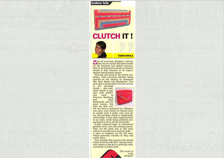 The Asian Age, August 2012
