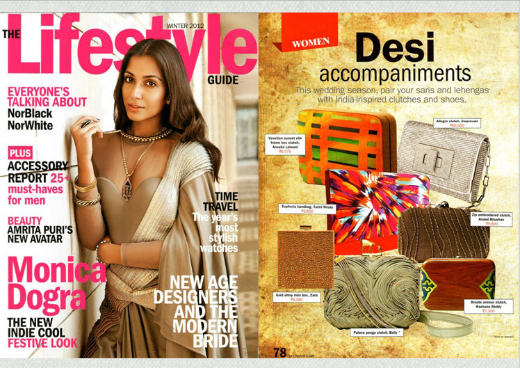 The Lifestyle Guide, Dec 2012
