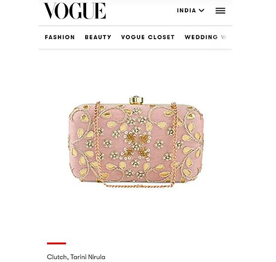Vogue India, 2020