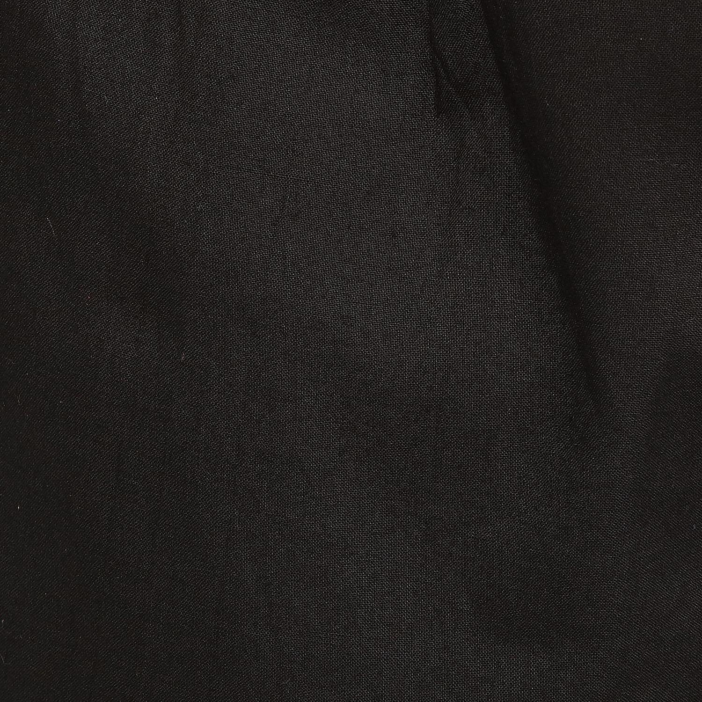 Black straight pants (INDI-157)