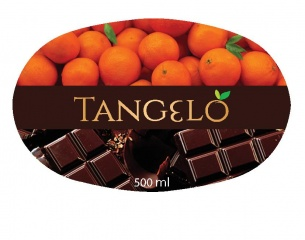 DARK CHOCOLATE & TANGERINE